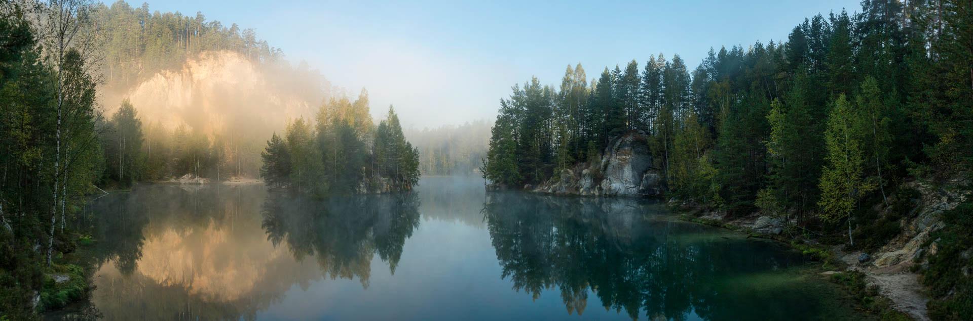 adrspach meer, fotografie Frank Penders
