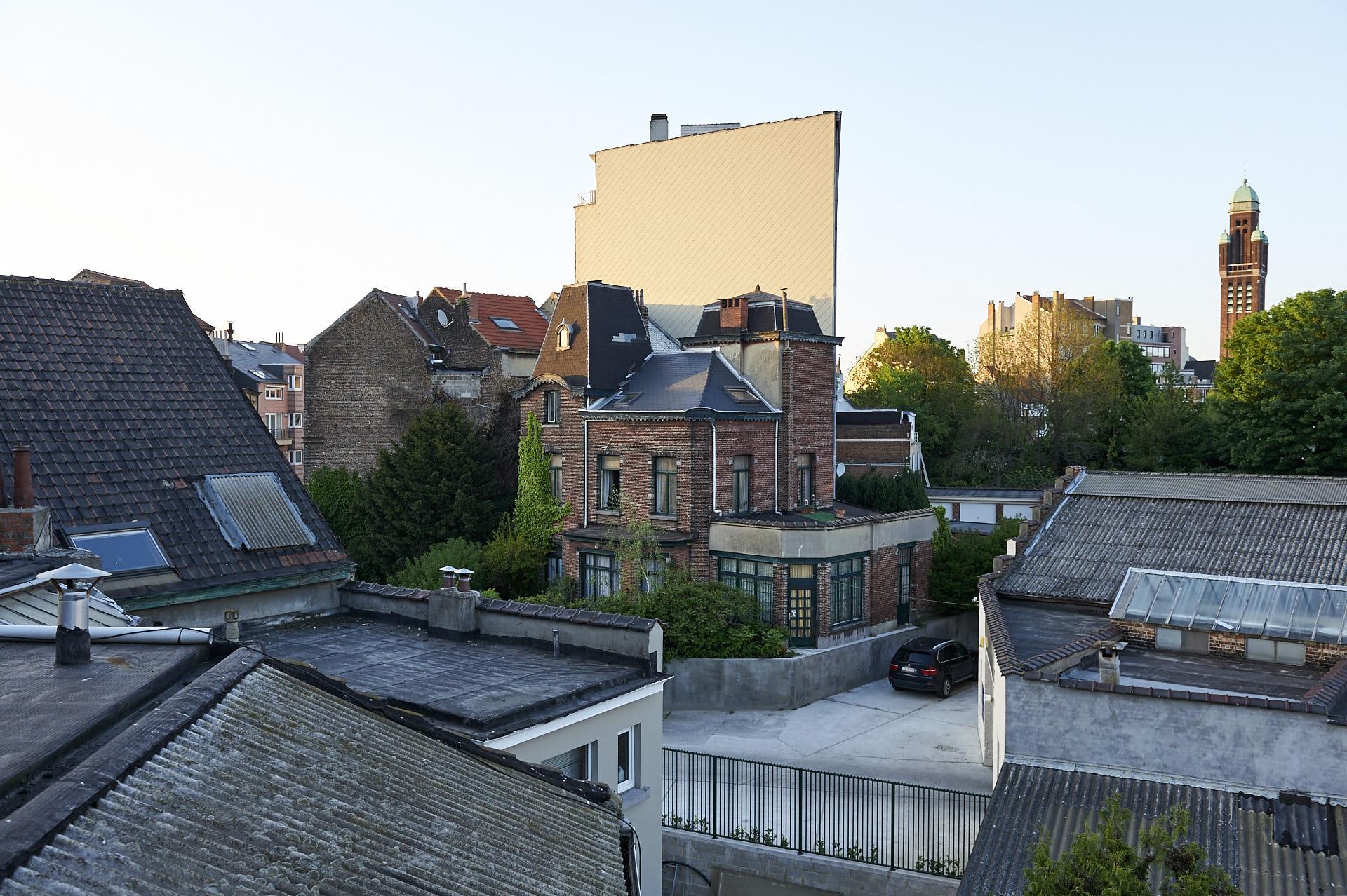 Schaerbeek, Brussel, architectuur, overzicht, fotografie Frank Penders