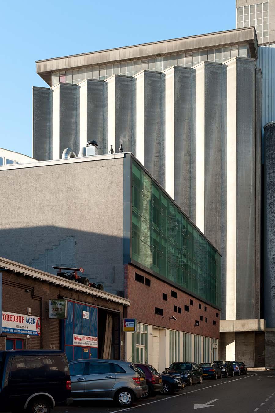 Rotterdam, Katendrecht, architectuur, fotografie, Frank Penders