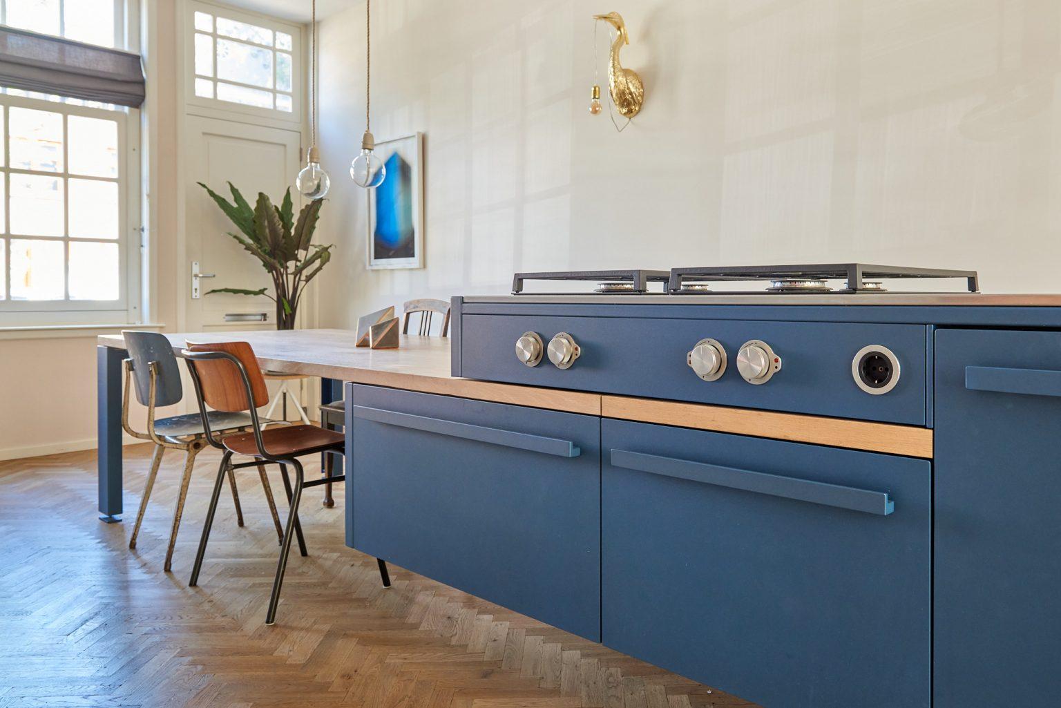 Stalen Design Keuken Staal Studio Frank Penders